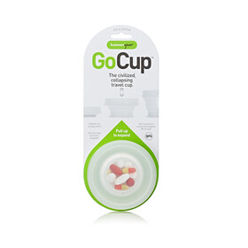 humangear GoCup - Gourde - 237ml transparent